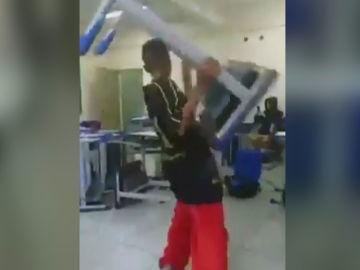 Falso vídeo de menores migrantes