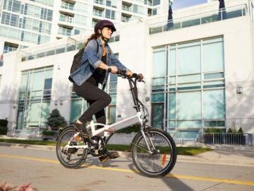 Decathlon avisa de un fallo en su bicicleta plegable Btwin Tilt 900