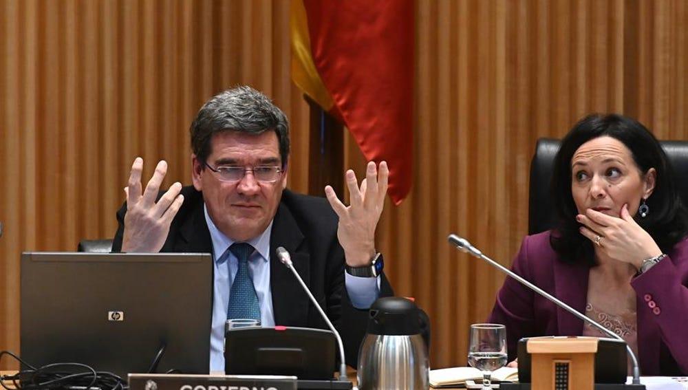 El ministro Inclusión, Seguridad Social y Migraciones, José Luis Escrivá