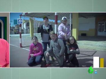 """""""Con el codo, con el codo"""": el curioso rap de un colegio de Granada para prevenir el contagio del coronavirus"""