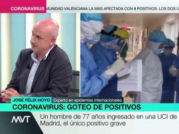 """Los expertos advierten: """"Los antibióticos no sirven para curar el coronavirus"""""""