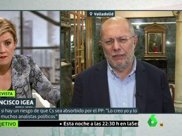 """Igea reconoce que """"hay preocupación en Cs"""" por """"quedar fagocitado por el PP"""": """"Nuestra estrategia de comunicación es bastante mala"""""""