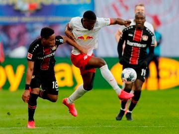 Leipzig-Bayer Leverkusen