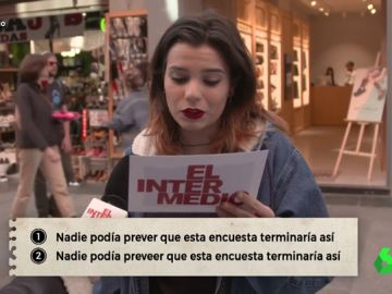 El examen de El Intermedio sobre el castellano que saca a la luz las tremendas patadas al diccionario de los españoles