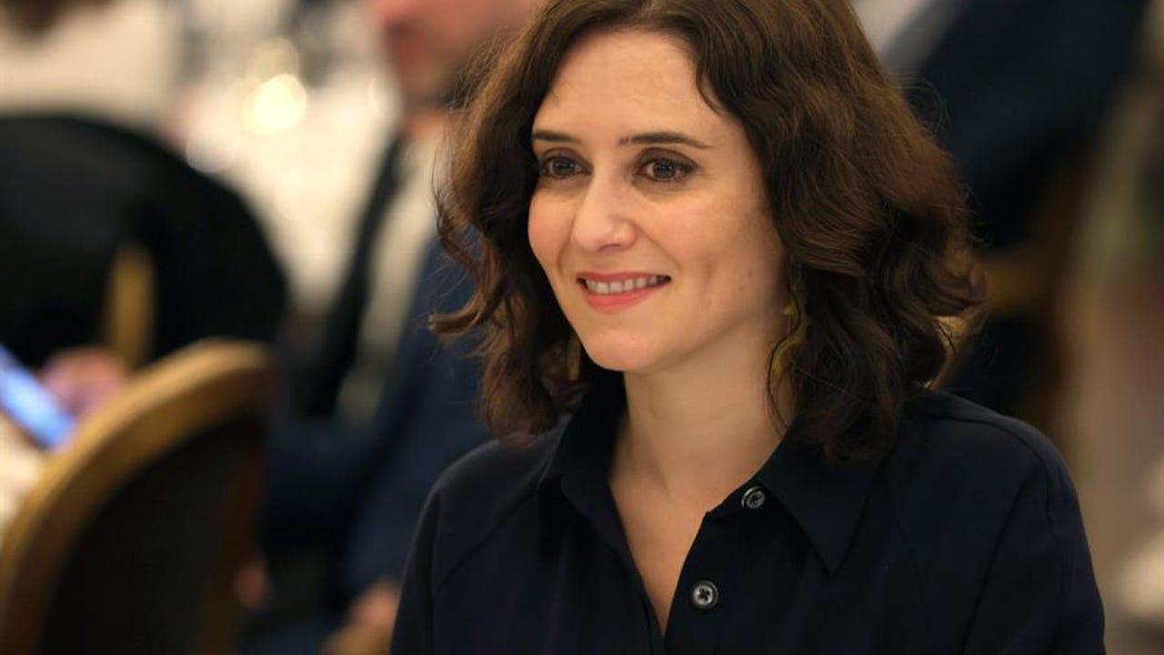 Imagen de archivo de la presidenta de la Comunidad de Madrid, Isabel Díaz Ayuso