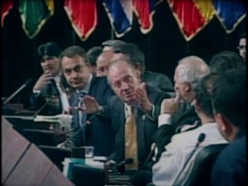 El famoso por qué no te callas del rey Juan Carlos a Chávez, la separación de la infanta Elena y Marichalar y otros asuntos de la Casa Real