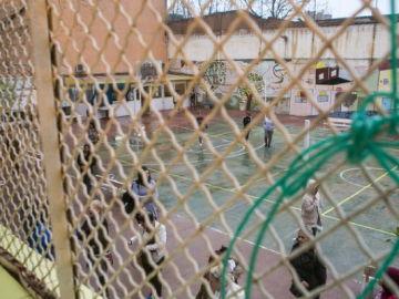 Patio de la cárcel de Wad-Ras