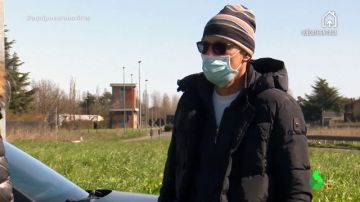 """Habla un amigo del 'paciente 1' de Italia por coronavirus: """"El hospital le dio la posibilidad de quedarse o de irse a casa"""""""