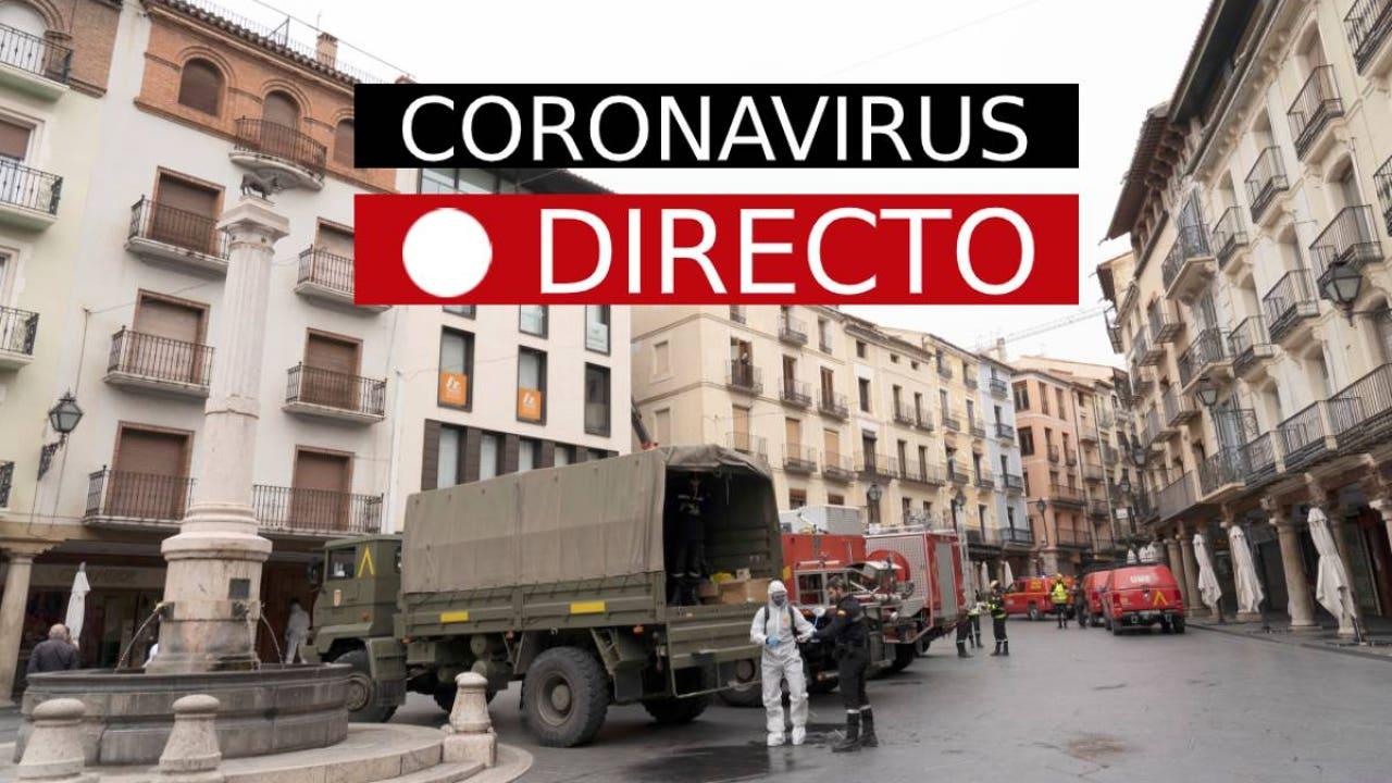 Última hora Coronavirus | España en estado de alarma, los nuevos casos de infectados, EN DIRECTO