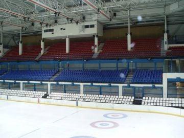 Pista de hielo del Centro Comercial Dreams Palacio de Hielo