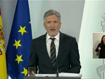 """Interior insiste en la coordinación entre las autoridades y advierte: """"Vienen los días más difíciles, hay que esforzarse al máximo"""""""