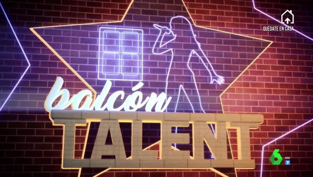 'Balcón Talent', el concurso de Zapeando para premiar al balcón con más arte durante la cuarentena
