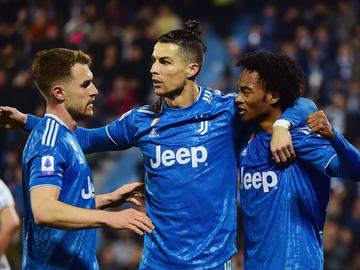 Cristiano, con la Juventus