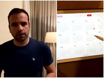 Julio Suárez da las fechas clave para la vuelta del fútbol