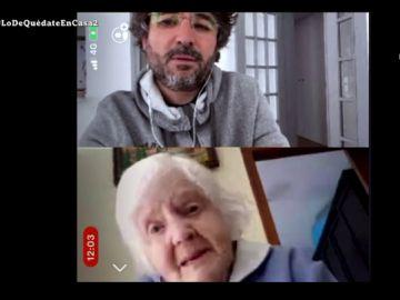 La reflexión de una anciana de 95 años sobre la crisis del coronavirus