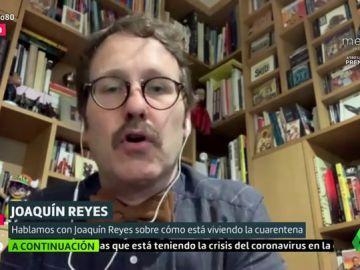 """Joaquín Reyes: """"Desconocía que me importase que el rodapié estuviese limpio"""""""
