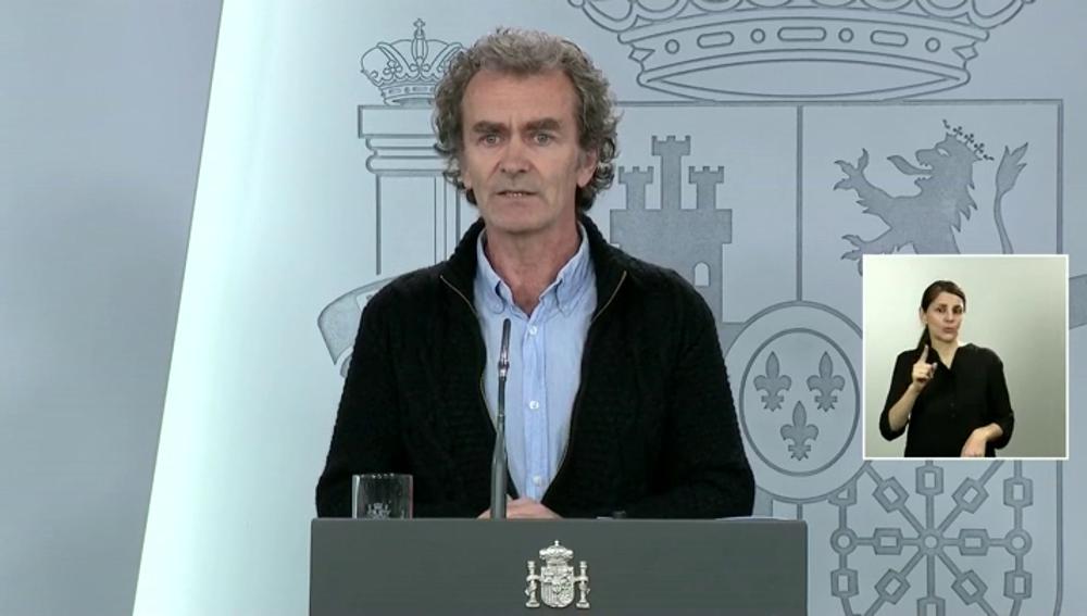 """Simón defiende al general Santiago tras sus polémicas declaraciones: """"Estamos al límite de nuestra capacidad"""""""