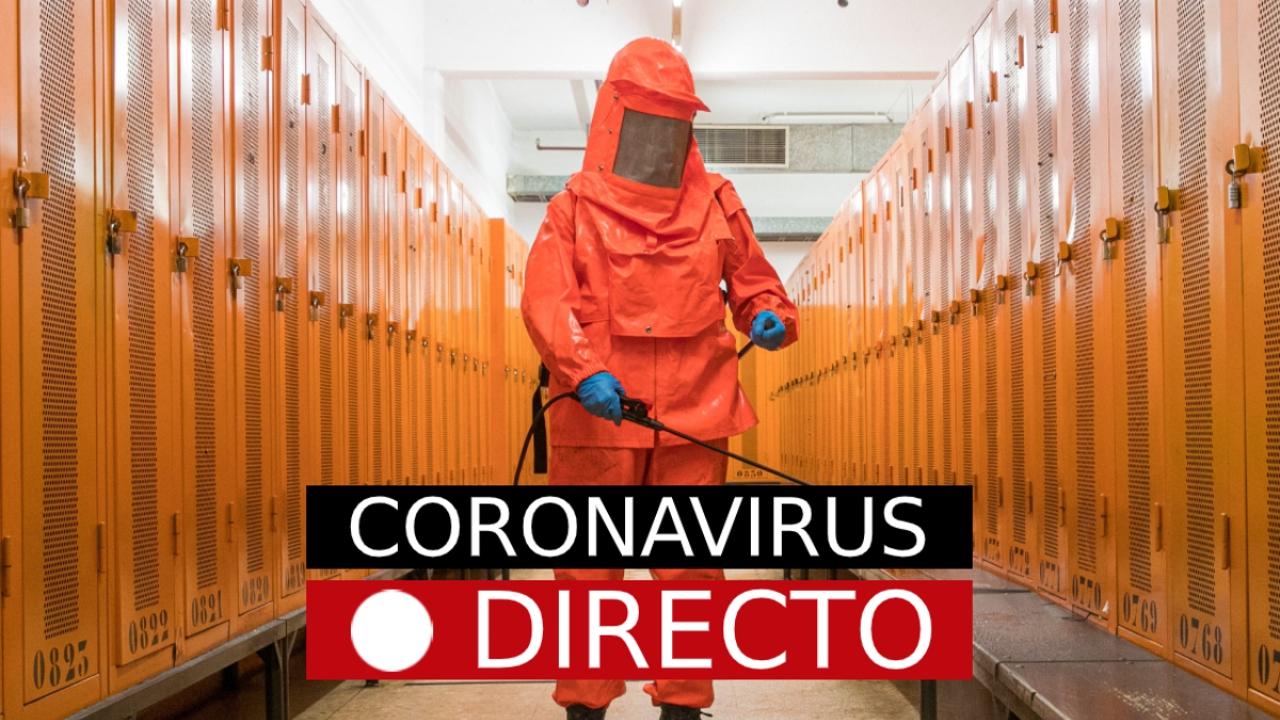 Última hora coronavirus: 399 muertos en España y 4.266 nuevos casos, en directo