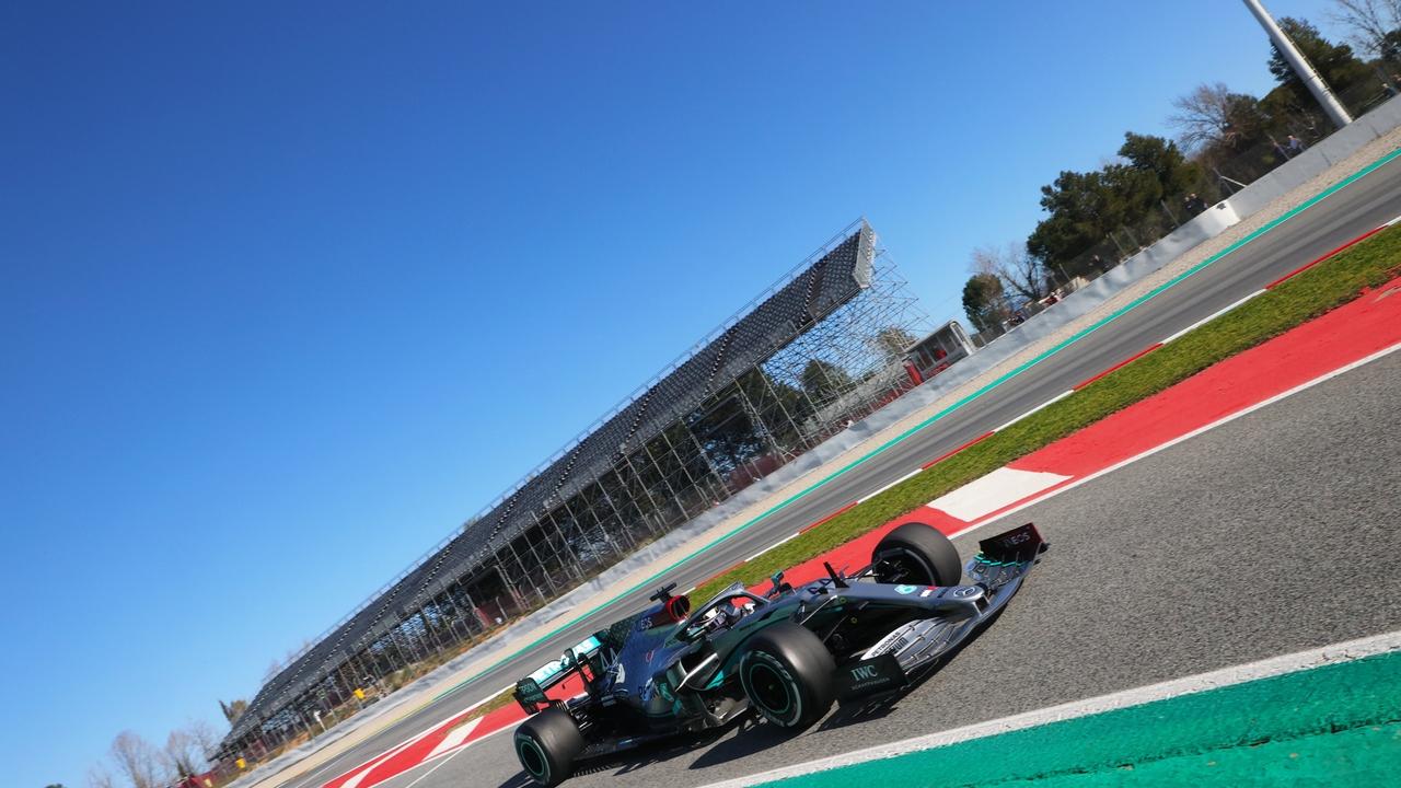 La F1 quiere regresar a las carreras cuando exita la opción.