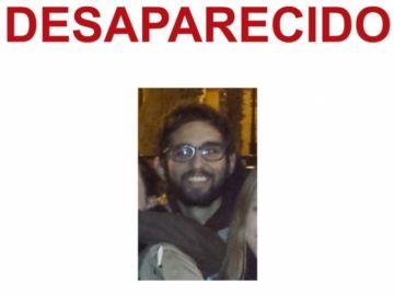 Andreu Carreres, desaparecido