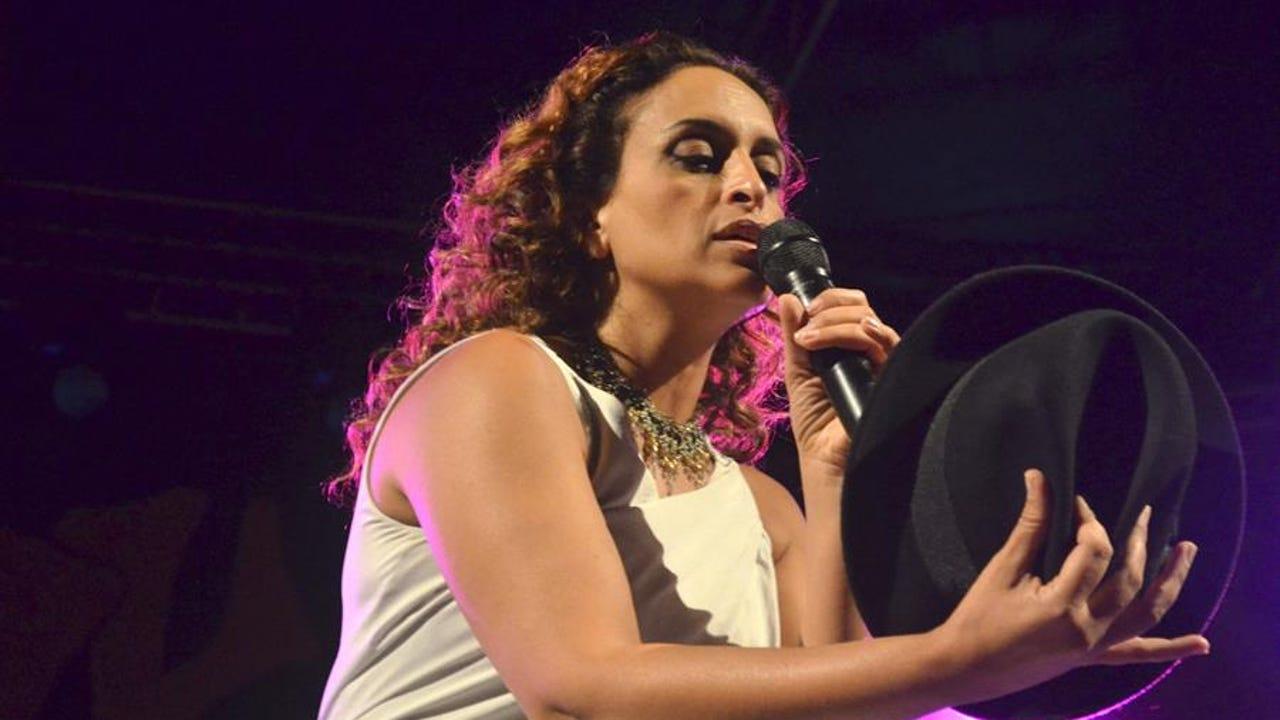 Imagen de archivo de la cantante Noa