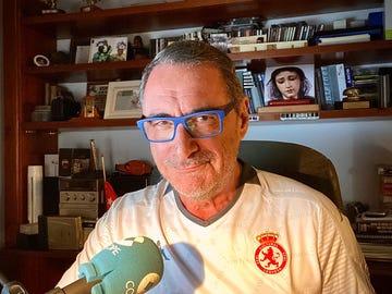 El periodista Carlos Herrera
