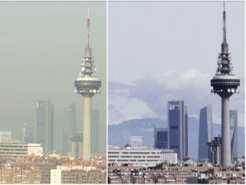 Madrid, antes y después del confinamiento