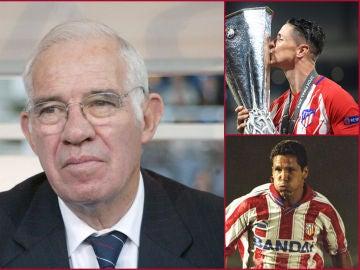 Aragonés, Torres y Simeone