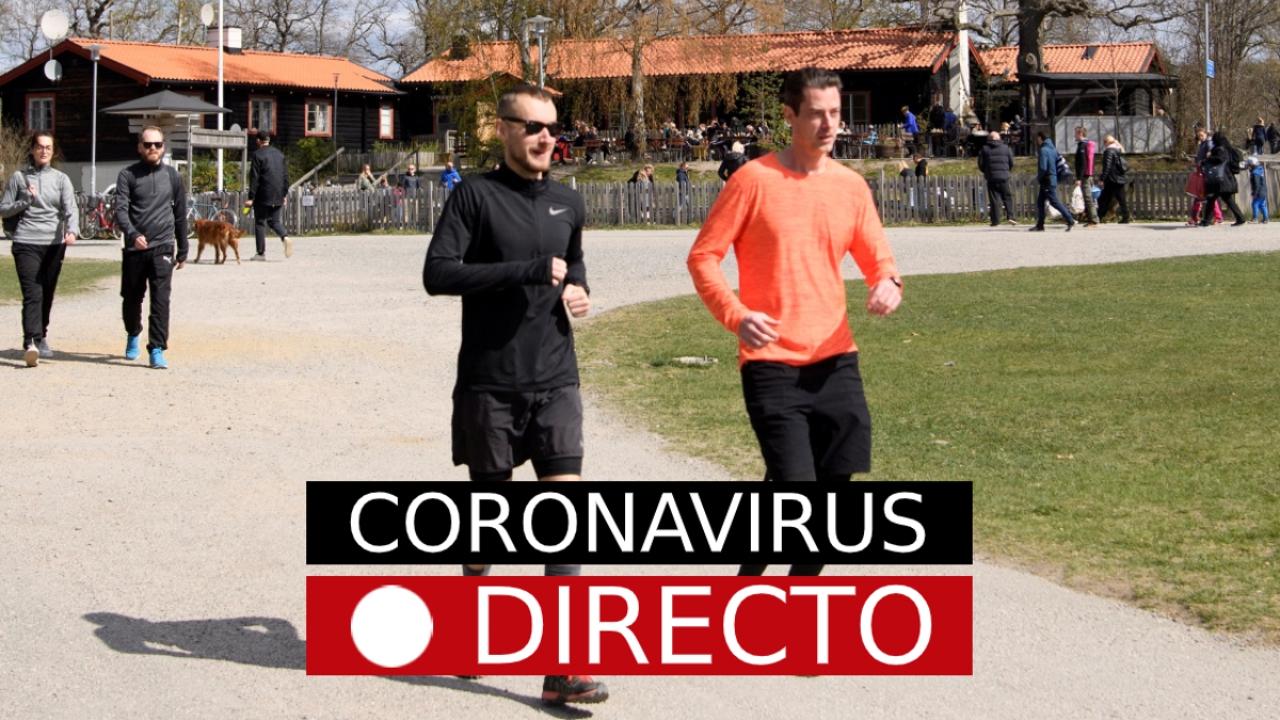 Franjas horarias de la desescalada del coronavirus en España y la última hora, en directo