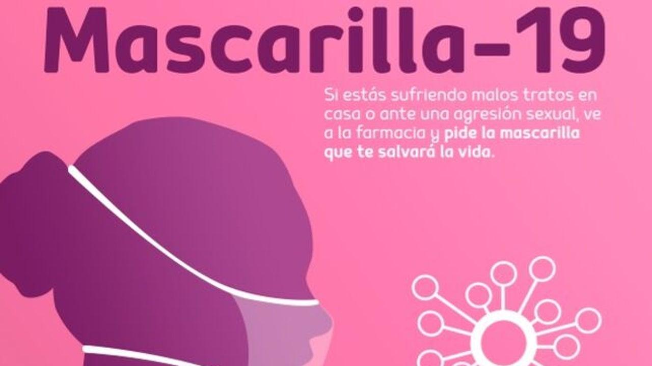 Campaña 'Mascarilla-19'