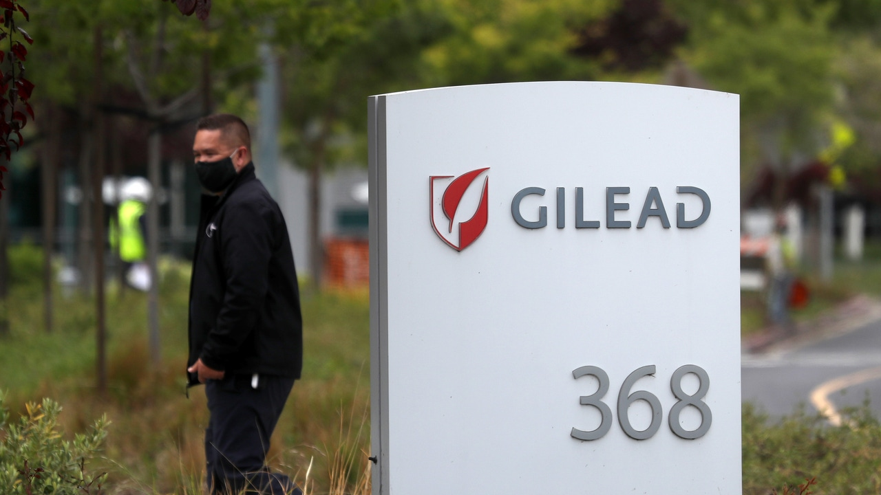 La sede de Gilead, desarrolladora del remdesivir