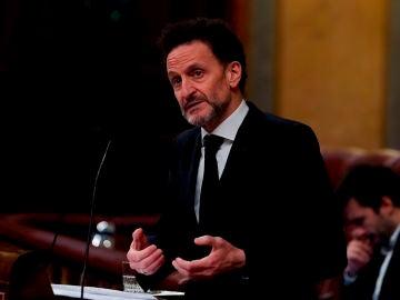 El diputado de Ciudadanos, Edmundo Bal