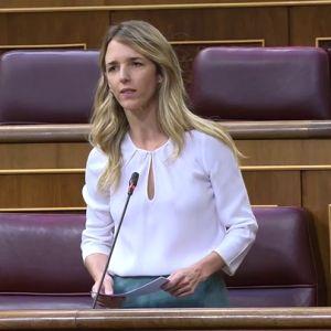 Cayetana Álvarez de Toledo en el Congreso
