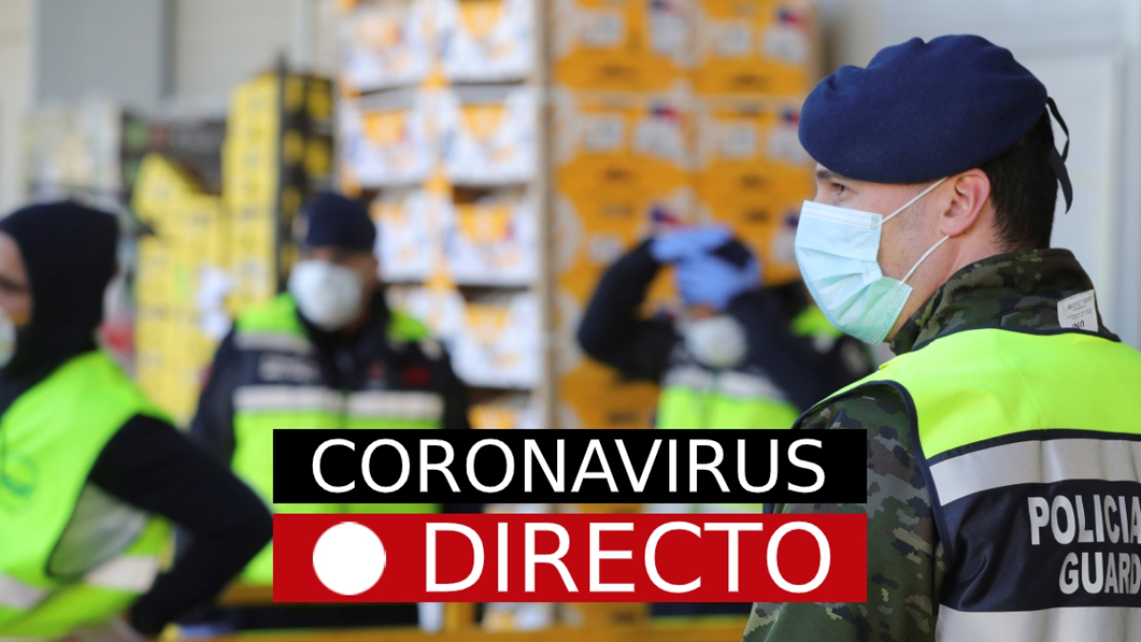 Coronavirus España: Fase 1, datos de hoy y desescalada, en directo