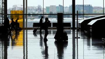 Imagen de archivo del aeropuerto Adolfo Suárez Madrid-Barajas.
