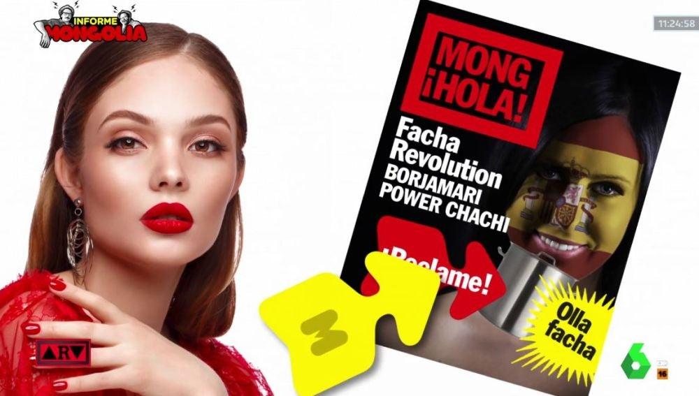 Revista 'Mong¡hola!