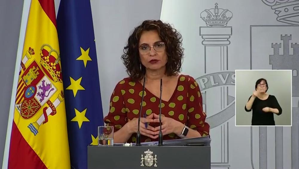 """Montero anuncia la creación de un nuevo Estatuto de los Trabajadores en """"el marco del diálogo social"""""""