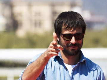 Hugo Silva en una imagen de archivo en el Festival de Cine de Málaga