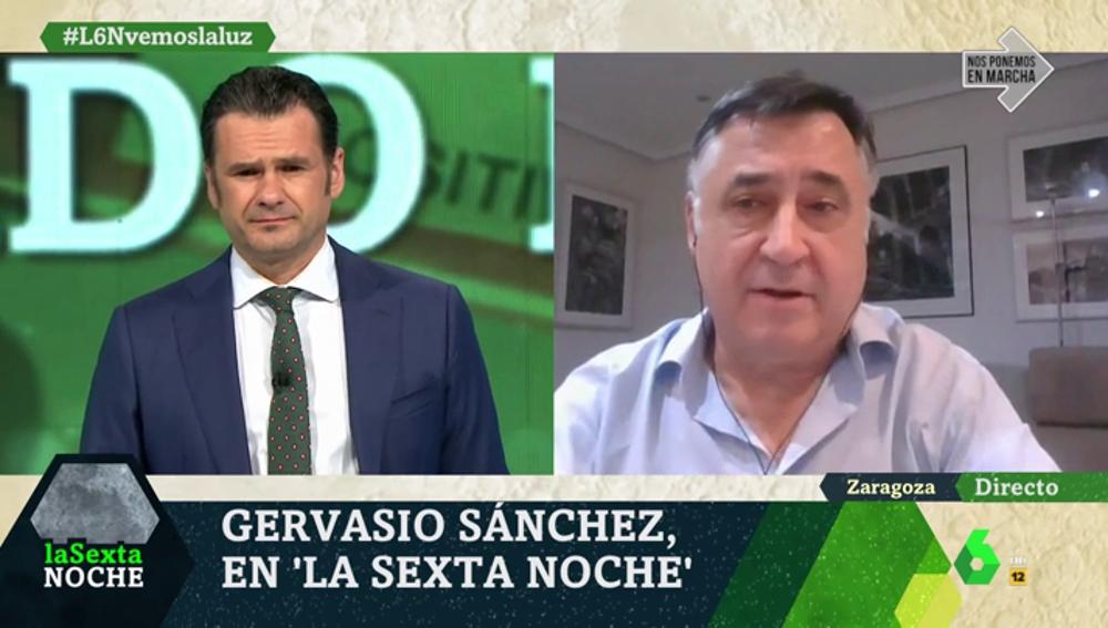 """Gervasio Sánchez: """"Jamás había visto el abandono tan brutal que han sufrido los muertos de este país"""""""