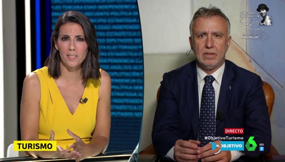 """Ángel Víctor Torres: """"Si no recuperamos la actividad nos veremos abocados a una quiebra social y económica"""""""