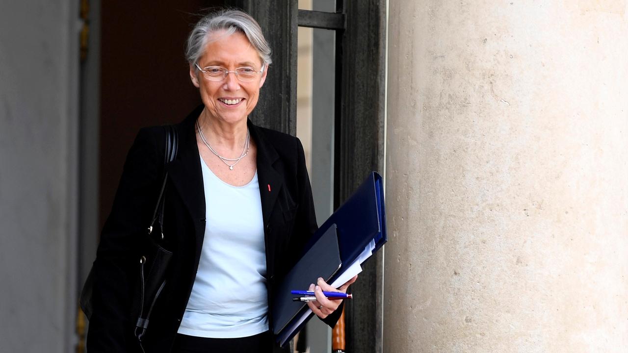 Elisabeth Borne, ministra de Transición Ecológica e Inclusión de Francia