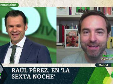 Pedro Sánchez, Fernando Simón o Josep Pedrerol: no hay imitación que se le resista a Raúl Pérez