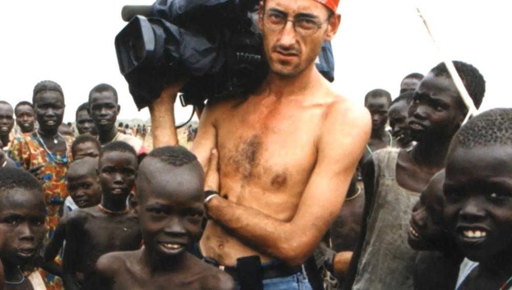 Miguel Gil, fotoperiodista de guerra