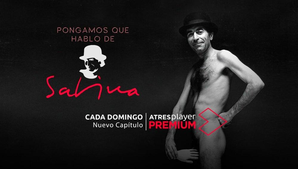'Pongamos que hablo de Sabina', ya disponible en ATRESPlayer PREMIUM