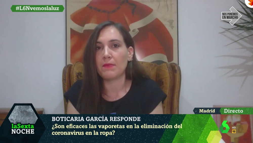 Boticaria García responde: ¿podemos usar lentillas en plena epidemia? ¿Son eficaces las máquinas de ozono?