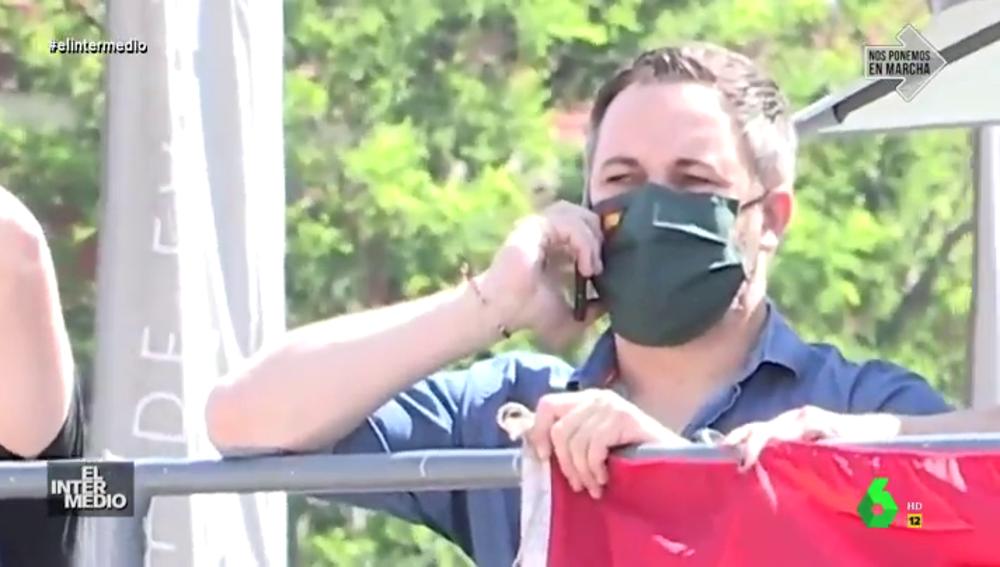 Vídeo manipulado - 'El carioco', el mote de Santiago Abascal que muy pocos conocían