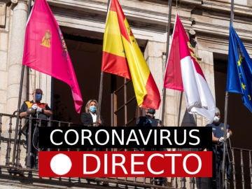 Coronavirus España hoy   El coronavirus ha producido un total de 27.118 muertos