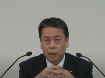 El consejero delegado de Nissan, Makoto Uchida