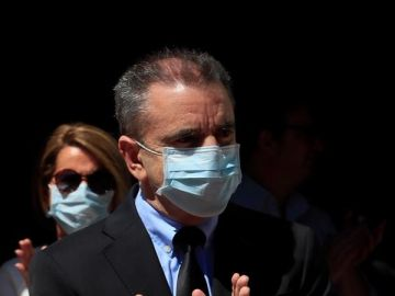 El delegado del Gobierno en Madrid, José Manuel Franco.