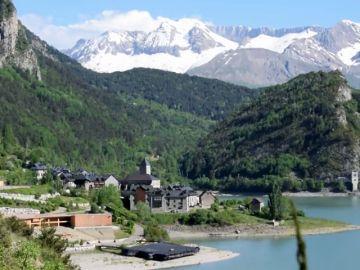 Lanuza (Huesca), un paraíso rural y vacacional en plena pandemia de COVID-19